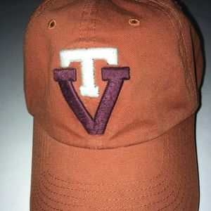 Virginia Tech hat 47 brand relaxed fit  sz small